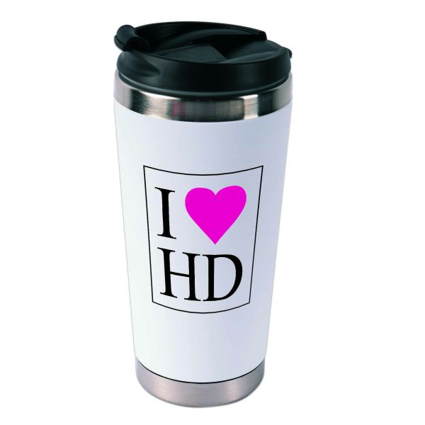 Thermobecher I Love HD